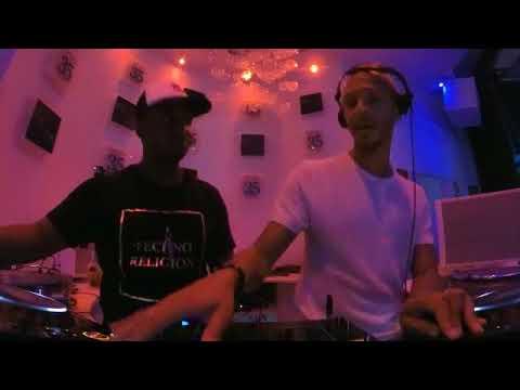 Dj Shimza Back 2Back Djeff Afrozilla in Ibiza