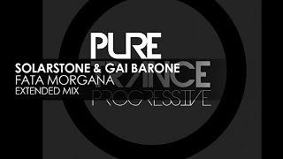 Solarstone & Gai Barone - Fata Morgana [Teaser]