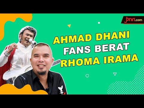 Bertemu di Indonesian Idol, Ahmad Dhani Minta Tanda Tangan Rhoma Irama