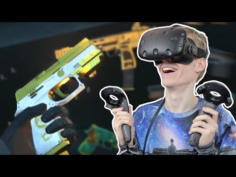 ACTION-PACKED ARCADE SHOOTING GAME!  | Vindicta VR (HTC Vive Gameplay)