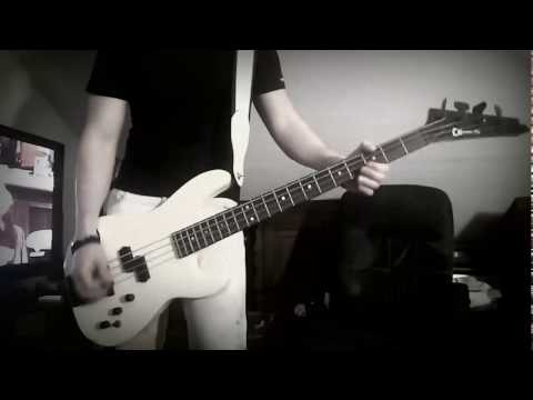 Down – Stone The Crow (bass cover)