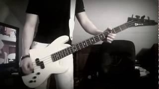 Down - Stone The Crow (bass cover)