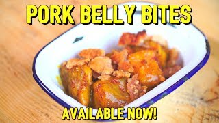 PORK BELLY BITES by The Beefy Boys