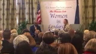 Ivanka Trump and Sen. Tim Scott talk tax reform in Greenville