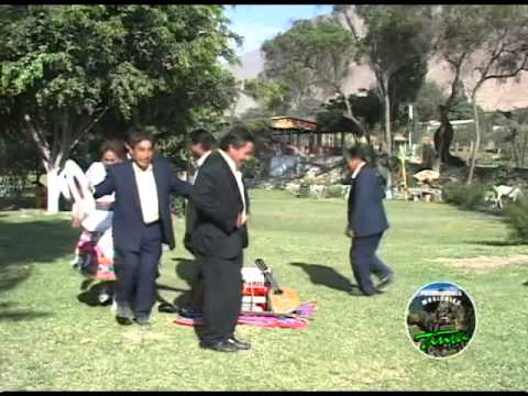 LOS ENGREIDOS DE SAN MATEO -  MIX  HUAYLAS  PERUANO