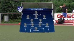 Fußball Westfalenpokal: SC Dorstfeld 09 - TuS Erndtebrück