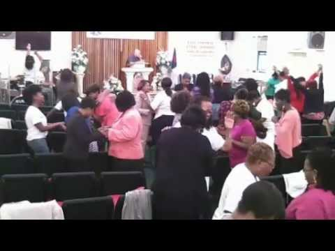 Metro NYS FGBCFI DOP Women's Conference Close Out Session