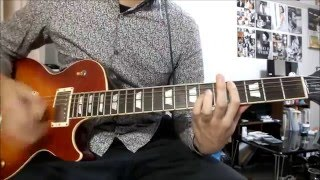 Repeat youtube video One Direction Midnight Memories Guitar Cover TAB Chord