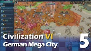 Civilization 6 - Mega City #5