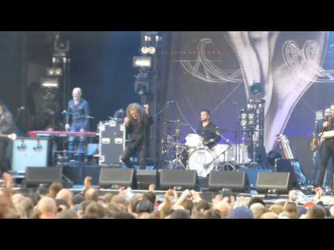 Robert Plant and The Sensational Space Shifters Stockholm 2015 complete full show