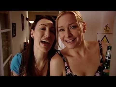 Sophie Ruins Mark's Drunk Australian Girl Party - Peep Show