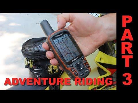 Adventure Riding 101 Part 3: GPS Navigation for Adventure Touring
