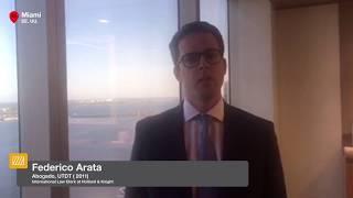 Testimonios de graduados | Federico Arata