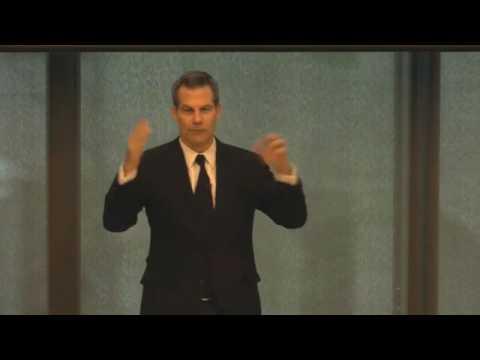 Richard Florida presents 'The New Urban Crisis'  - Martin Prosperity Institute