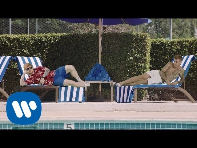Ed Sheeran & Justin Bieber - I Don't Care [Official Video] #1
