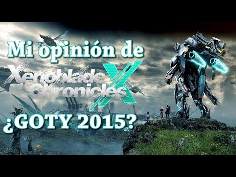 Mi opinión de Xenoblade Chronicles X  - ¿GOTY 2015? (NO SPOILERS)