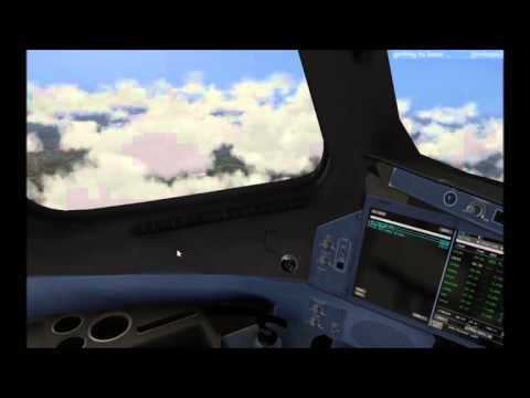 getting to know... - FlightFactor A350 XWB on XP 10.36 - Flight to Toulouse Part 10 [German]