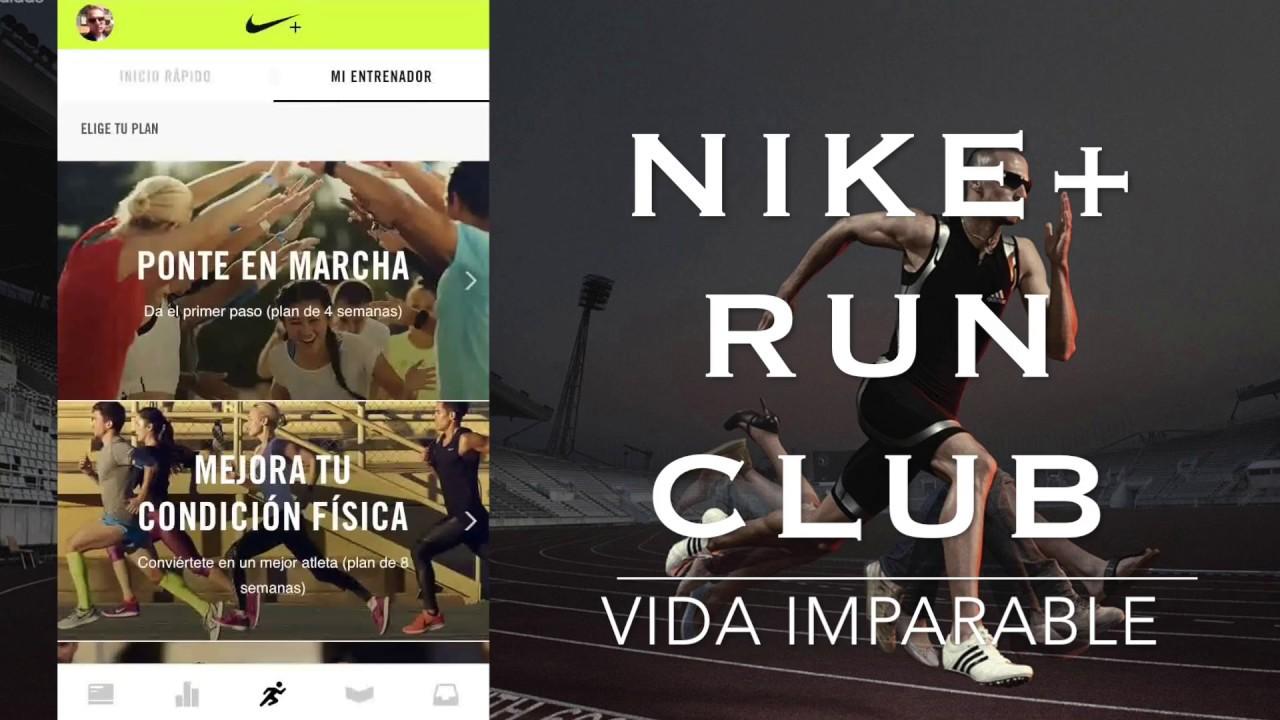 how to use nike run club