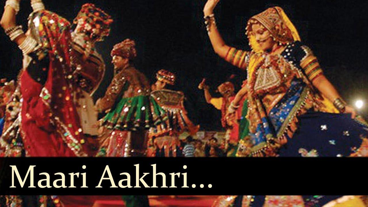 Latest Gujarati Garba Songs