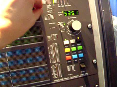 Airbourne Synthesizer AVS04 Overview Part 2
