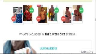 The 2 Week Diet Pdf- Fast Weight Loss With The 2 Week Diet Brian Flatt