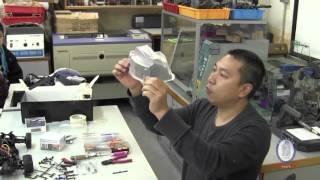 Publication Date: 2016-01-29 | Video Title: Cactus模型車製作示範 - 12 - Body Asse