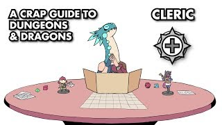 A Crap Guide to D&D [5th Edition] - Cleric