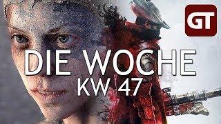 Thumbnail für Internet in Gefahr, Erfolg ohne Rettungsleine &  kuriose Funde – Die Woche KW 47 – GT-Talk #73