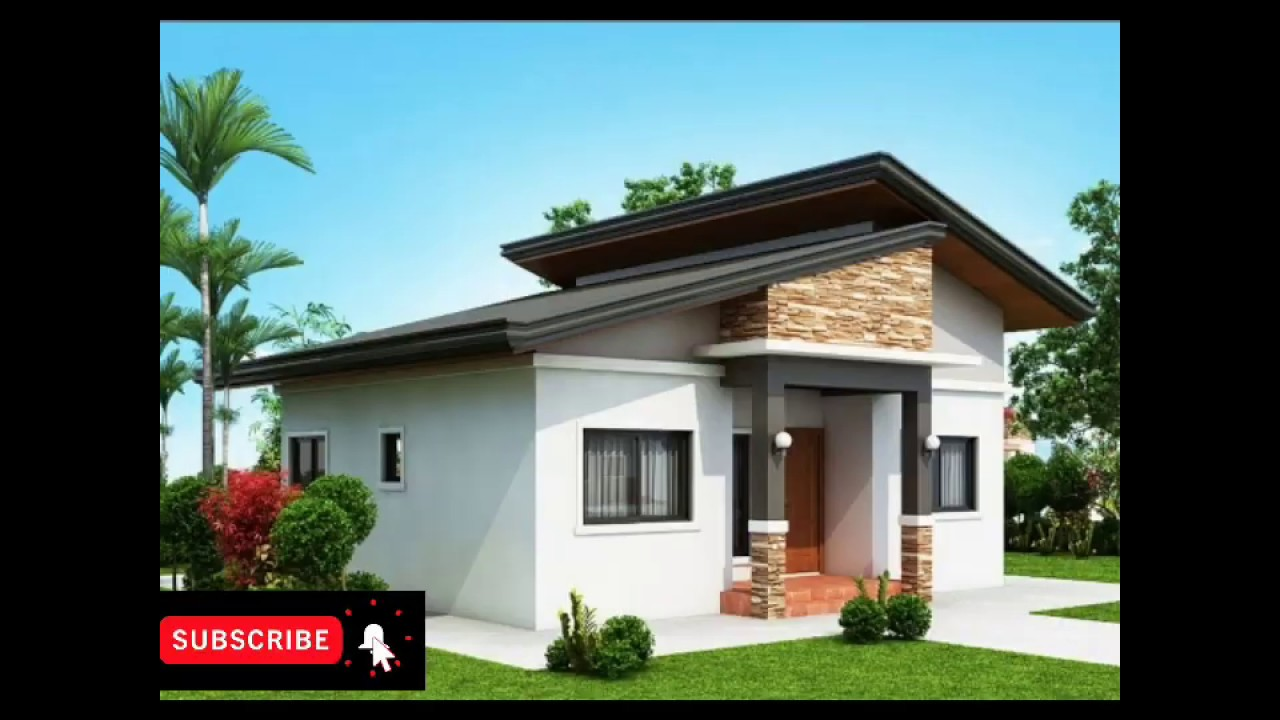 Simple One Storey House Design