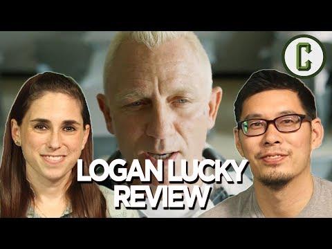 "Logan Lucky Review ""Steven Soderbergh's Return Worth The Wait?"" - Collider Video"