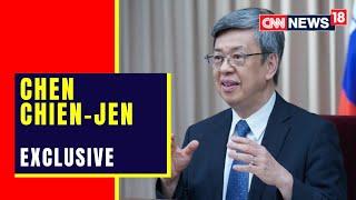 Chen Chien-Jen, Former V-P, Taiwan Exclusive Interview | Covid News | World 360 | CNN News18