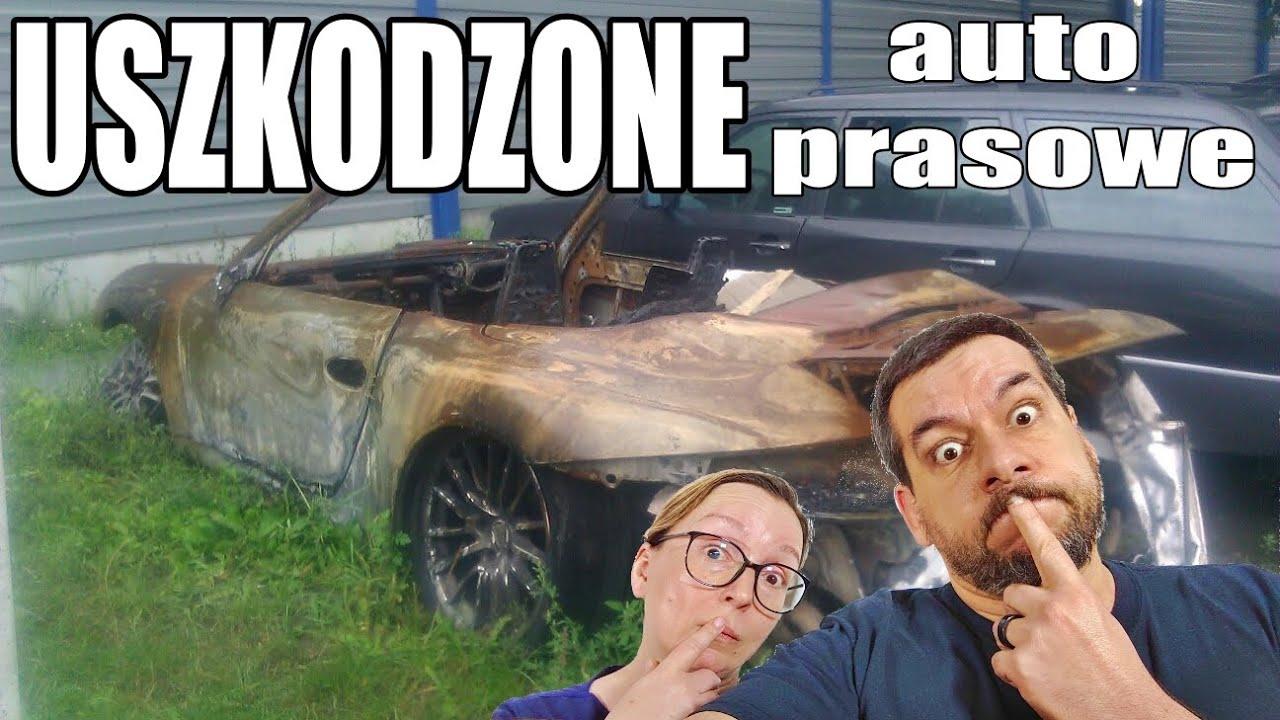 Uszkodzone auto prasowe - co zrobić? - Ania i Marek Jadą