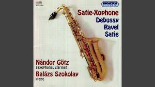 Eric Satie: Gnossienne No 4