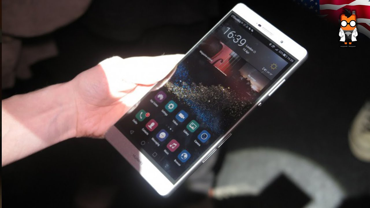 Huawei P8 Max Hands On Massive 6 8 Inch Phablet With