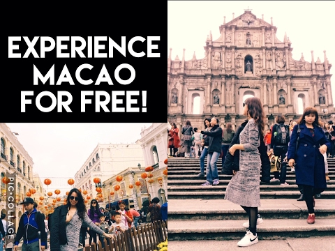 TRAVEL MACAO ON THE CHEAP!