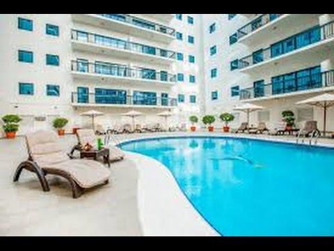 The Best Value Accommodation for Family In Bur Dubai - Golden Sands 10 // 2017