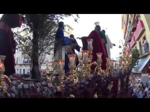 El Beso de Judas en la Cuesta del Rosario 2015