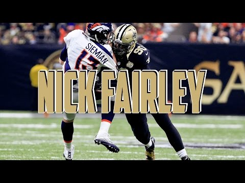 Nick Fairley 2016-2017 Highlightsᴴᴰ