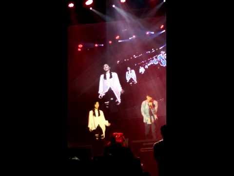20150912 CoCo LOVE一塊發現愛 POP Radio台慶演唱會 嚴爵-輕輕