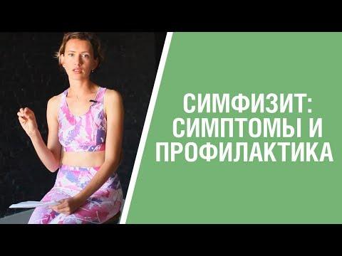 Что такое Симфизит? Цистит и боль в лобке. Проводим профилактику во время беременности. 16+