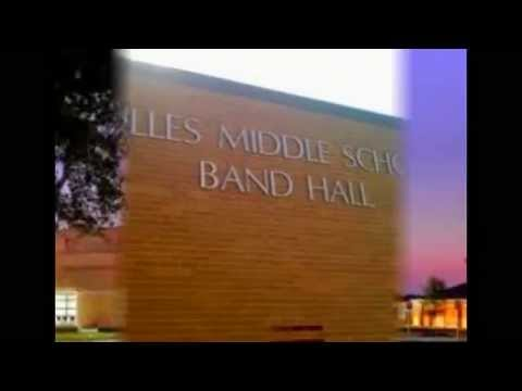 The Dulles Middle School Band 2013-14