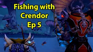 Fishing with Crendor Ep 5: Ross from Game Grumps.