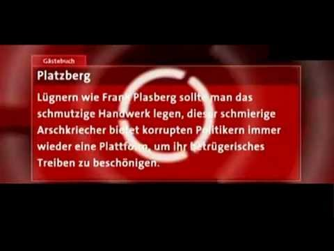 Hart aber Fair mit Frank Plasberg - Gästebuch am 04.02.2013