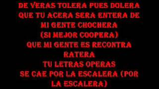 Letra de 2:57 am con solo medio ron - Rapper School ft Gardini