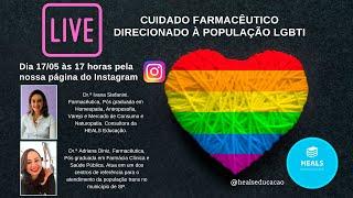 Cuidado farmacêutico direcionado a população LGBTI
