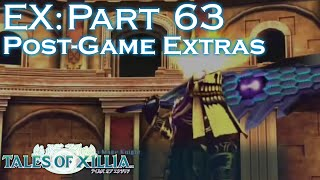 Tales of Xillia - Boss: Golden Mage Knight (Hard Mode) 【Extra:P-63】