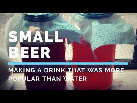 How we do Stuff: How to make Small Beer