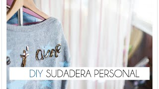 DIY personaliza un jersey a lo Dolce & Gabbana