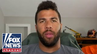 Preview: Bubba Wallace shuts down 'publicity stunt' allegations