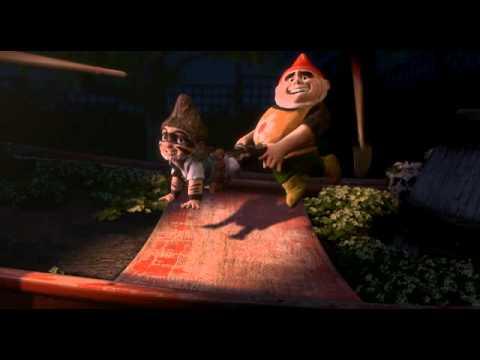 Trailer español oficial Gnomeo y Julieta